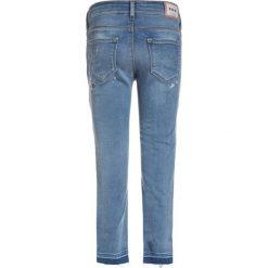 Jeansy dziewczęce: Scotch R'Belle LE VOYAGE EASY VIBE REPAIR Jeans Skinny Fit blue denim