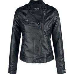 Black Premium by EMP All Over The Road Kurtka damska czarny. Czarne kurtki damskie marki Black Premium by EMP, xl, z poliesteru. Za 259,90 zł.