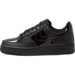 Trampki damskie slip on: Nike Sportswear AIR FORCE 1'07 Tenisówki i Trampki black