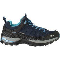 Buty trekkingowe męskie: Campagnolo Buty unisex Rigel Low Trekking Wp B.Blue-Clorophilla r. 38 (3Q13246)