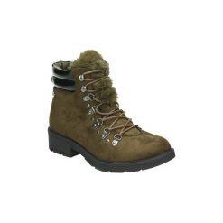 Śniegowce Xti  48377. Brązowe buty zimowe damskie marki Xti. Za 263,62 zł.