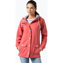 Derbe - Damska kurtka funkcyjna – Peninsula Dots, różowy. Czerwone kurtki damskie marki Derbe. Za 589,95 zł.