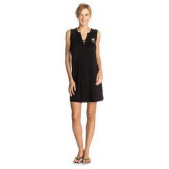 Rip Curl Sukienka Damska Xs Czarny. Czarne sukienki z falbanami marki Rip Curl, xs. W wyprzedaży za 139,00 zł.