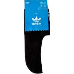 Skarpetki damskie: Skarpety Stopki Damskie adidas – BK5847  Black