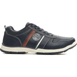 Granatowe Buty Sportowe Everyday. Czarne buty skate męskie Born2be, na sznurówki. Za 74,99 zł.