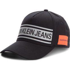 Czapka z daszkiem CALVIN KLEIN JEANS - J Reflective Cap M K40K400767 160. Czarne czapki z daszkiem męskie marki Calvin Klein Jeans. Za 159,00 zł.