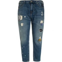 Scotch Shrunk DEAN Jeansy Relaxed Fit blue coyote. Niebieskie jeansy chłopięce marki Scotch Shrunk. W wyprzedaży za 213,95 zł.