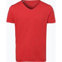 Selected - T-shirt męski – Newmerce, czerwony. Szare t-shirty męskie marki Selected, l, z materiału. Za 79,95 zł.