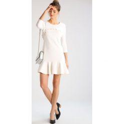Sukienki hiszpanki: Patrizia Pepe Sukienka z dżerseju bianco