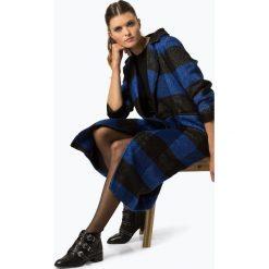 NA-KD - Płaszcz damski, niebieski. Niebieskie płaszcze damskie pastelowe NA-KD, w kratkę. Za 489,95 zł.