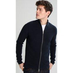 Swetry rozpinane męskie: Minimum HAYDO Kardigan dark navy