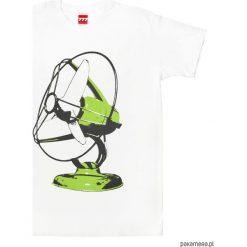 Koszulka WENTYLATOR tshirt. Czarne t-shirty męskie marki Pakamera, m, z kapturem. Za 77,00 zł.