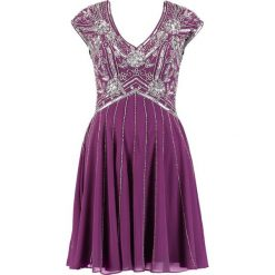 Sukienki hiszpanki: Frock and Frill Sukienka koktajlowa dark purple