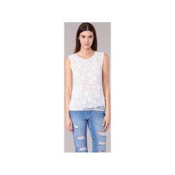 Topy na ramiączkach / T-shirty bez rękawów Desigual  TUDEREA - 2