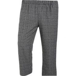Chinosy męskie: 12 Midnight DROP CROTCH Spodnie materiałowe grey