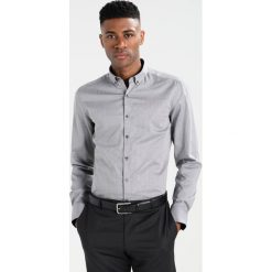 Koszule męskie na spinki: Eterna SLIM FIT AUSPUTZ Koszula grau