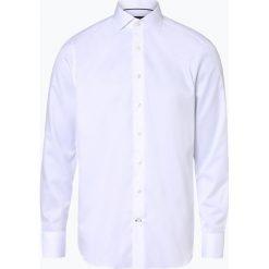 OLYMP SIGNATURE - Koszula męska, czarny. Czarne koszule męskie marki Cropp, l. Za 399,95 zł.