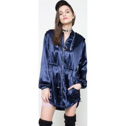 Missguided by Jourdan Dunn - Płaszcz. Szare płaszcze damskie marki Missguided, z materiału. W wyprzedaży za 129,90 zł.