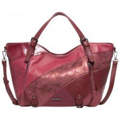 Desigual Torebka Damska Burgund Priya Rotterdam. Czerwone torebki klasyczne damskie marki Reserved, duże. Za 399,00 zł.