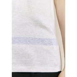 Koszulki polo: Reiss AARON MICRO TEXTURE Tshirt basic grey