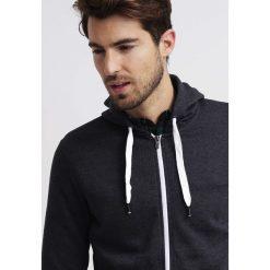 Bejsbolówki męskie: Solid DEACON Bluza rozpinana dark grey