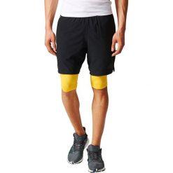 Adidas Spodenki męskie SpeedBR  czarne r. XL (CD2234). Białe spodenki sportowe męskie marki Adidas, l, z jersey, do piłki nożnej. Za 181,93 zł.