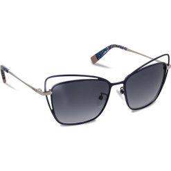 Okulary przeciwsłoneczne FURLA - Fenice 919690 D 144F MI0 Corteccia d. Niebieskie okulary przeciwsłoneczne damskie aviatory Furla. W wyprzedaży za 529,00 zł.
