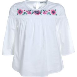 Abercrombie & Fitch SHINE PEASANT Bluzka white. Białe bluzki dziewczęce bawełniane Abercrombie & Fitch. Za 129,00 zł.