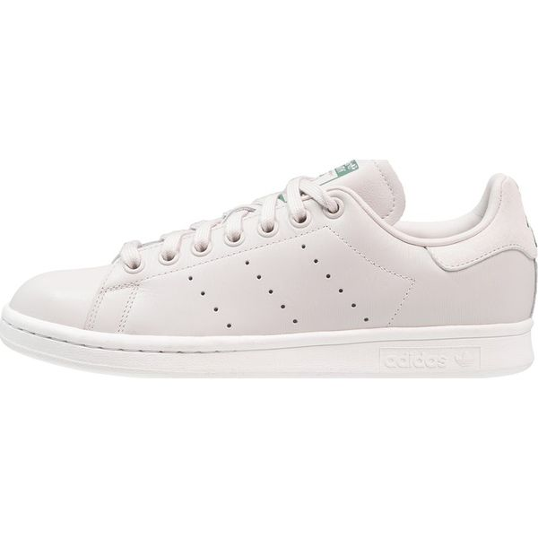 adidas Originals STAN SMITH Tenisówki i Trampki chalk pearlcore green