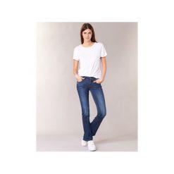 Jeansy bootcut G-Star Raw  MIDGE SADDLE MID BOOTLEG. Czerwone jeansy damskie bootcut marki G-Star RAW, l, z bawełny. Za 395,10 zł.