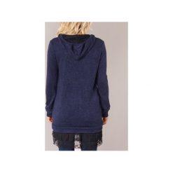 Swetry Molly Bracken  GERMI. Niebieskie swetry klasyczne damskie Molly Bracken. Za 191,20 zł.