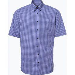 Koszule męskie na spinki: Andrew James – Koszula męska, szary