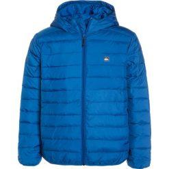 Quiksilver SCALY  Kurtka zimowa turkish sea. Niebieskie kurtki chłopięce zimowe marki Quiksilver, l, narciarskie. W wyprzedaży za 223,20 zł.