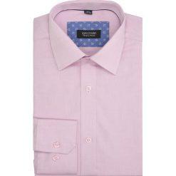 Koszula verson 1806 długi rękaw custom fit fiolet. Różowe koszule męskie Recman, m, z długim rękawem. Za 29,99 zł.