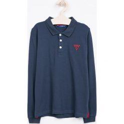 T-shirty chłopięce z długim rękawem: Guess Jeans – Longsleeve dziecięcy 118-175 cm