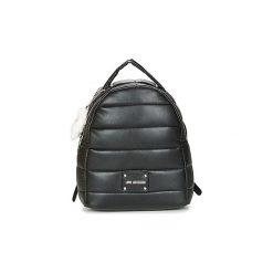 Plecaki Love Moschino  BALTORO. Czarne plecaki damskie Love Moschino. Za 759,20 zł.