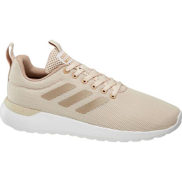 sneakersy damskie adidas Lite Racer CLN adidas beżowe
