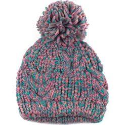 Czapka damska Prawdziwie zimowa morska (cz13365). Zielone czapki zimowe damskie Art of Polo, na zimę. Za 37,60 zł.