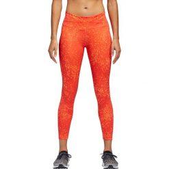 Legginsy do biegania damskie 7/8 ADIDAS HOW WE DO PRINTED TIGHTS / CG1112. Czarne legginsy marki Adidas, l, z bawełny. Za 179,00 zł.
