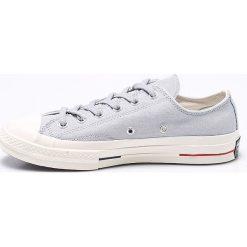 Converse - Tenisówki. Szare tenisówki męskie Converse, z gumy, na sznurówki. W wyprzedaży za 249,90 zł.