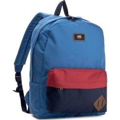 Plecak VANS - Old Skool II Backpack VN000ONIO9R Granatowy. Niebieskie plecaki damskie Vans, z materiału, sportowe. Za 139,00 zł.