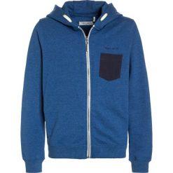 Teddy Smith GELER Bluza rozpinana carribean blue chine. Niebieskie bluzy chłopięce rozpinane marki Teddy Smith, z bawełny. W wyprzedaży za 135,20 zł.