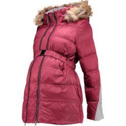 Płaszcze damskie pastelowe: bellybutton JACKET 1/1 SLEEVES HOOD Płaszcz zimowy dark wine red