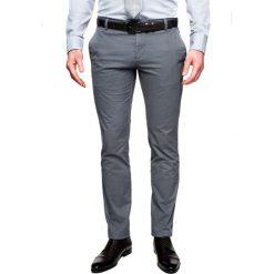 Spodnie loders 215 grafit slim fit. Szare rurki męskie Recman. Za 99,99 zł.