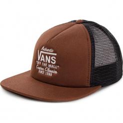 Czapka z daszkiem VANS - Galer Trucker VN0A31CD3N1 Demitasse 068. Brązowe czapki z daszkiem męskie Vans, z bawełny. Za 99,00 zł.