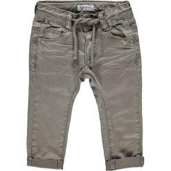 Spodnie niemowlęce: Spodnie w kolorze szarym