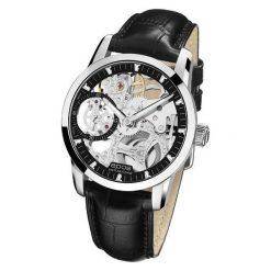 ZEGAREK EPOS Sophistiquee 3424.185.20.15.25. Czarne zegarki męskie EPOS, ze stali. Za 7750,00 zł.
