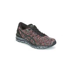 Buty do biegania Asics  QUANTUM 360 KNIT 2. Czarne buty do biegania męskie marki Asics. Za 659,30 zł.