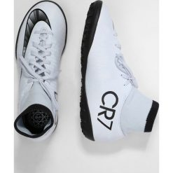 Buty sportowe chłopięce: Nike Performance JR MERCURIAL X VICTORY 6 CR7 DF TF Korki Turfy blue tint/black/white
