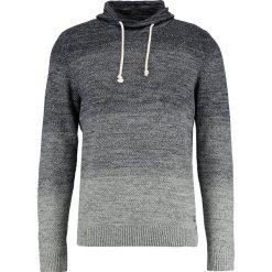 Swetry męskie: Jack & Jones JORLAW HIGH NECK Sweter dark grey melange